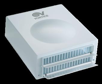 Radiaal Ventilator Badkamer : Onze gamma centrifugaal ventilatoren in doos van vortice ca we d ca